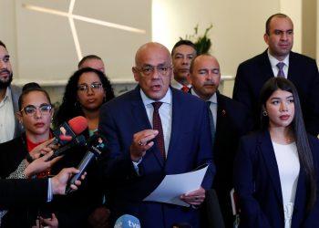 El diálogo de Venezuela da sus primeros resultados concretos en México. Foto: EFE.