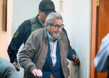 Muere cumpliendo cadena perpetua Abimael Guzmán, el sanguinario líder de Sendero Luminoso. Foto EFE.