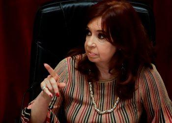 Cristina Kirchner se impone y consigue cambio de gabinete en Argentina. Foto: EFE.