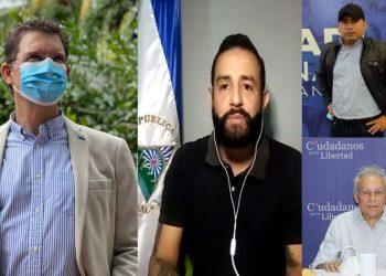 Fiscalía «remite a juicio» a Noel Vidaurre y dos dirigentes de la UNAB por «conspiración». Foto: Artículo 66