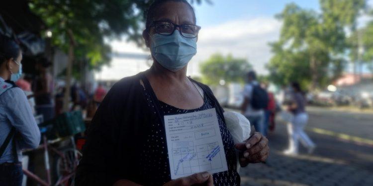 Puntos de vacunación contra el COVID-19 en Nicaragua. Foto: Artículo 66 / Noel Miranda