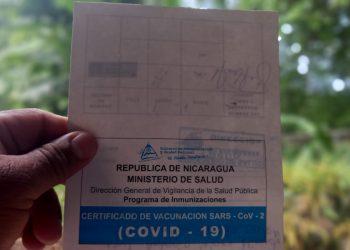 Negocios de Managua ofrecen descuentos a vacunados contra el COVID-19. Foto: Artículo 66