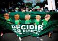 Salvadoreñas marchan por políticas sobre salud sexual y por derecho al aborto