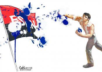 La Caricatura: Orgullo nacional