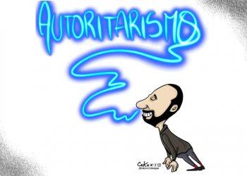 La Caricatura: Olores de dictadura