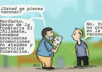 La Caricatura: Promociones en pandemia