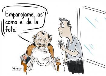 La Caricatura: Look de dictador