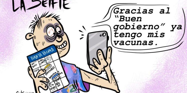 La Caricatura: Gracias al buen gobierno dicen