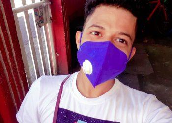 «Tiktoker» Kevin Monzón denuncia escasez de oxígeno, tras contagio de familiares por COVID-19. Foto: RRSS.
