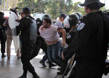 Crisis Group: una «elección amañada» puede aumentar la violencia política en Nicaragua. Foto: AFP / Maynor Valenzuela