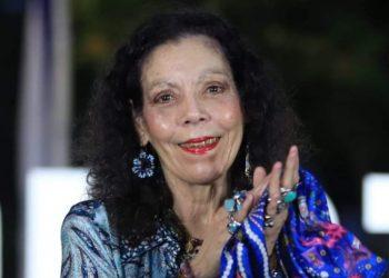 Rosario Murillo anuncia «largas vacaciones» por día de los difuntos. Foto: Artículo 66 / Gobierno
