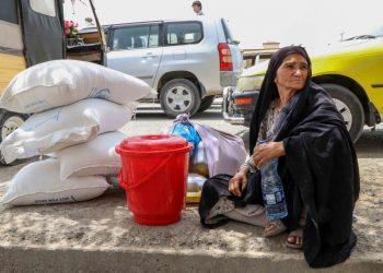 Los talibanes aplauden la decisión de EEUU de facilitar el flujo de ayuda humanitaria
