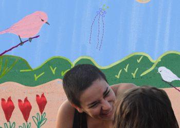«Cada día, con un pajarito, te mando mi corazón»: el mensaje de la presa política Tamara Dávila a su hija. Foto: RRSS.