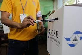 Elecciones Nicaragua 2021. Foto: Internet