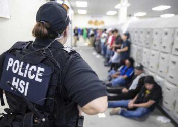 EEUU suspende las redadas de inmigrantes en lugares de trabajo