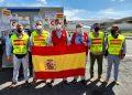 Nicaragua recibe quinto lote de vacunas donadas por España con más de 620 mil dosis. Foto: Embajada de España