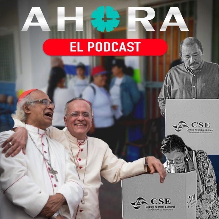Exiliados marcharán contra «farsa electoral». Votaciones son «un circo», dicen líderes católicos