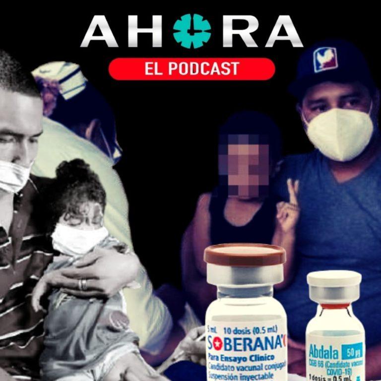 Desconfianza en vacunas cubanas y rusas para niños, adolescentes y jóvenes