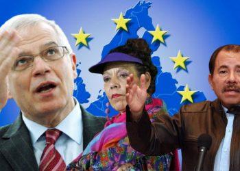 Josep Borrell, empeñado en ejercer más «presión» contra el «nefasto» régimen de Nicaragua