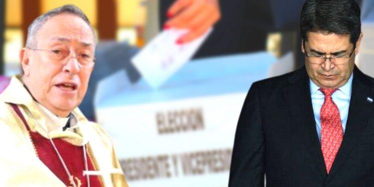 Obispos de Honduras piden no votar por candidatos manchados por el crimen