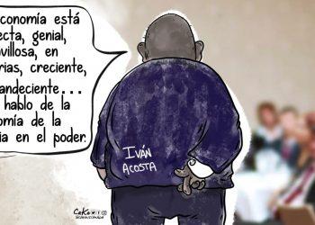 La Caricatura: La economía creciente