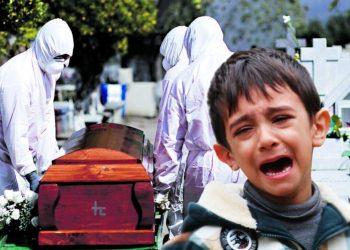 Más de 12.000 menores de seis años quedaron huérfanos por la covid en Brasil