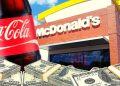 Coca-Cola y McDonald's tienen ganancias multimillonarias en lo que va del 2021