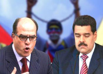"""Opositor venezolano pide presionar a Maduro para liberar a los """"presos políticos"""""""