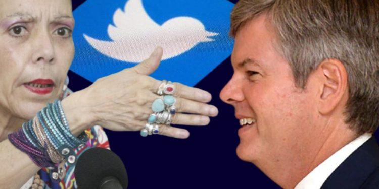 Dictadura de Ortega insulta al embajador de EE-UU, Kevin Sullivan, por felicitar a Confidencial