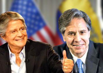 Visita de Blinken refuerza relación de EE.UU. a Ecuador, dice ministro