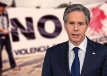 """Blinken: """"EE.UU. y Colombia protegeremos a periodistas y defensores de DD.HH."""""""