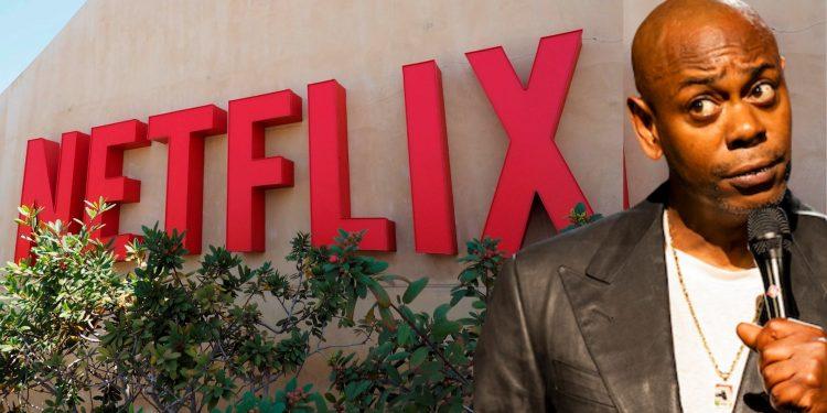 Netflix suspende a tres empleados por protestar contra filme transfóbico