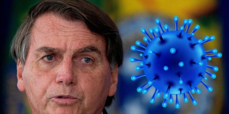 """Bolsonaro afirma que no tiene la culpa de """"absolutamente nada"""" de la pandemia"""