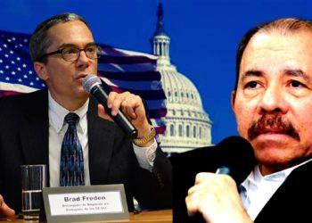 Estados Unidos a Daniel Ortega: «Sus acciones no serán toleradas»