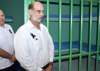 Michael Healy y Álvaro Vargas, los dos nuevos presos políticos de Nicaragua