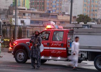 Al menos dos muertos en una explosión cerca de una mezquita en Kabul. Foto: Artículo 66/EFE