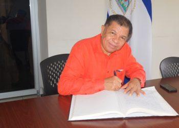 Exmagistrado Gerardo Rodríguez, destituido por dar continuidad a recurso de amparo de CxL. Foto: Poder Judicial
