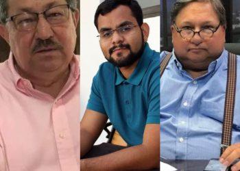 Max Jerez, Jaime Arellano y Mauricio Díaz «se encuentran en situación de gravedad» asegura CIDH. Foto: Artículo 66