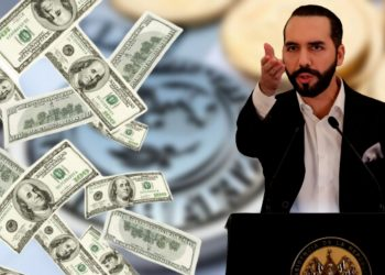Bukele critica petición de opositores al FMI para condicionar préstamo millonario