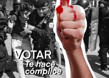 «Votar te hace cómplice», la campaña que impulsan opositores para que los nicaragüenses no apoyen la «farsa electoral»