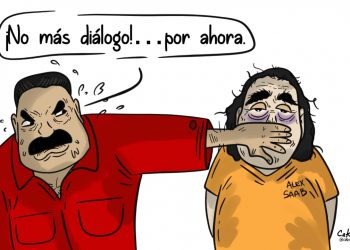 La Caricatura: Diálogo cancelado