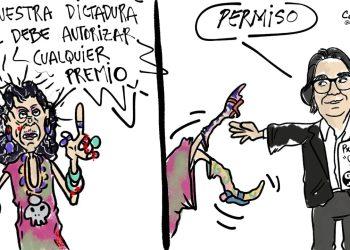 La Caricatura: Sin permiso