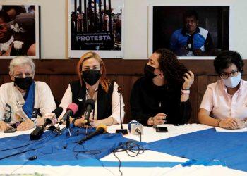 Exiliados en Costa Rica piden al mundo desconocer las elecciones de Nicaragua