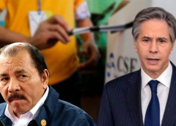 """EE.UU. recalca que las elecciones de Nicaragua serán """"una farsa"""""""