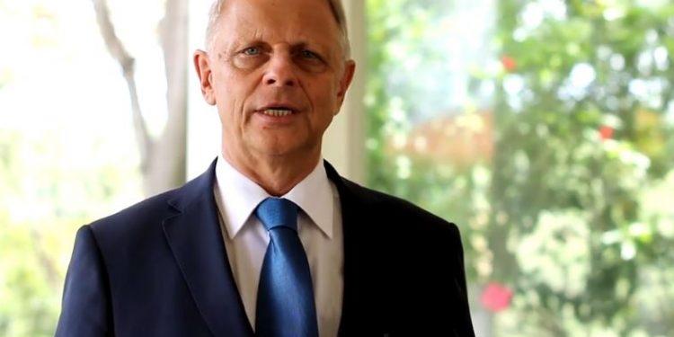 Embajador de Alemania en Nicaragua ve con preocupación la situación del país. Foto: Cortesía
