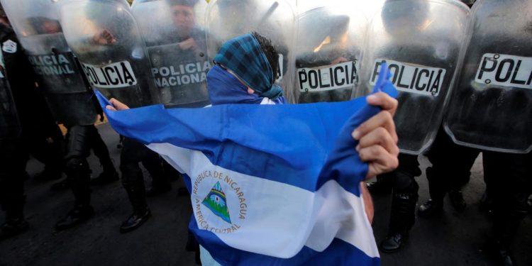 Derecho de Estado en Nicaragua se ve deteriorado. Foto: Internet