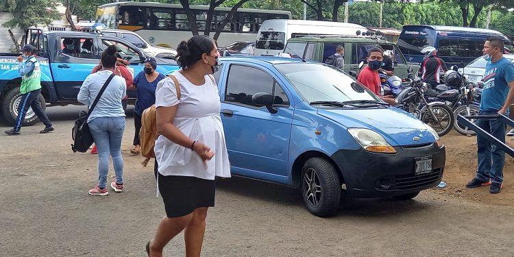 Jornada de vacunación contra el COVID-19 a mujeres embarazadas. Foto: Artículo 66 / Noel Miranda