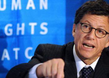 José Miguel Vivanco defensor de derechos humanos internacional. Foto: Internet