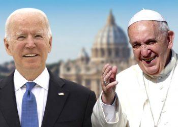 Biden se reunirá con el papa Francisco el 29 de octubre en el Vaticano