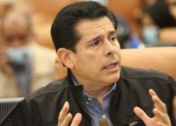 Wálmaro Gutiérrez anuncia «gran diálogo nacional» después de amaño electoral. Foto: Asamblea Nacional